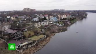 Градозащитники раскритиковали реконструкцию берега Невы в Усть-Ижоре
