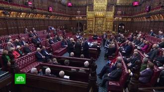 Британский парламент утвердил законопроект оBrexit
