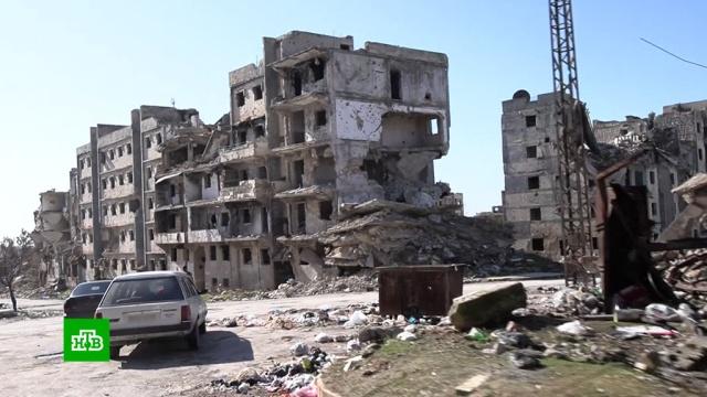 Сирийские боевики атаковали жилые кварталы Алеппо.Сирия, войны и вооруженные конфликты, терроризм.НТВ.Ru: новости, видео, программы телеканала НТВ