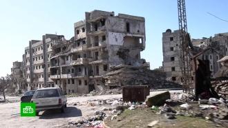 Сирийские боевики атаковали жилые кварталы Алеппо