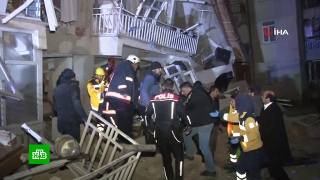 Мощное землетрясение на востоке Турции унесло 19жизней.Турция, землетрясения, стихийные бедствия.НТВ.Ru: новости, видео, программы телеканала НТВ
