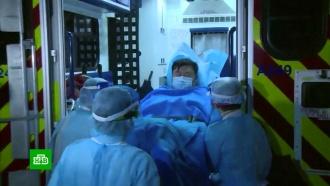 ВУхане от вызванной коронавирусом пневмонии скончался врач