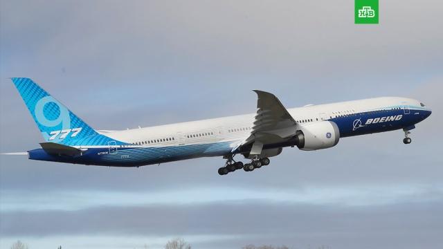 Boeing 777X отправился в первый испытательный полет.Новый широкофюзеляжный самолет компании Boeing вылетел из аэропорта в окрестностях города Эверетт. .Boeing, США, самолеты.НТВ.Ru: новости, видео, программы телеканала НТВ