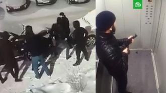 Мужчина открыл огонь из автомата после драки в Нижневартовске