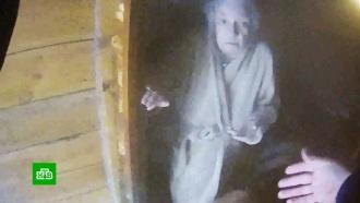 В Подмосковье инспекторы ДПС спасли пенсионерок при пожаре