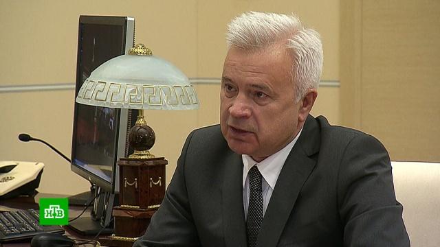 Алекперов назвал Путину средний размер зарплаты в«Лукойле».ЛУКОЙЛ, Путин, зарплаты, инвестиции, нефть.НТВ.Ru: новости, видео, программы телеканала НТВ