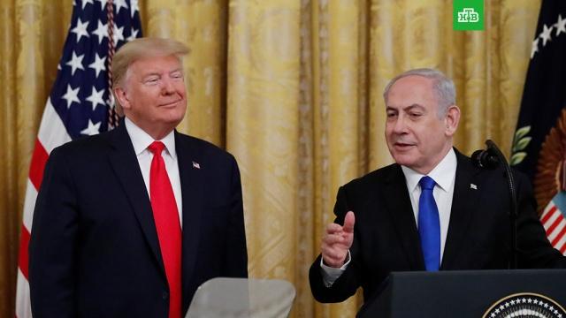 Трамп рассказал о «сделке века» по урегулированию израильско-палестинского конфликта.Во вторник должен быть обнародован план президента США по урегулированию конфликта Палестины и Израиля, который также называют «сделкой века».Ближний Восток, Израиль, Палестина, США, Трамп Дональд, территориальные споры.НТВ.Ru: новости, видео, программы телеканала НТВ