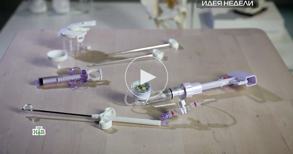 Идея недели: инструмент для лечения компрессионных переломов позвоночника