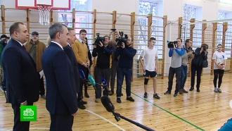 На новых намывных территориях Петербурга откроется первый детский сад