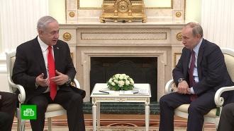 Помилование Иссахар и«сделка века»: как проходят переговоры Путина иНетаньяху