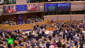 Европарламент проголосовал за Brexit