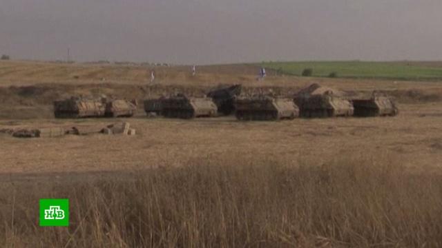 ВВС Израиля ударили по военным объектам ХАМАС всекторе Газа.Израиль, Палестина, США, Трамп Дональд, армии мира.НТВ.Ru: новости, видео, программы телеканала НТВ