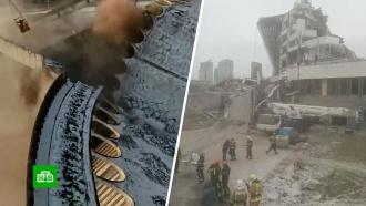 Трагедия в прямом эфире: почему рухнул спорткомплекс в Петербурге