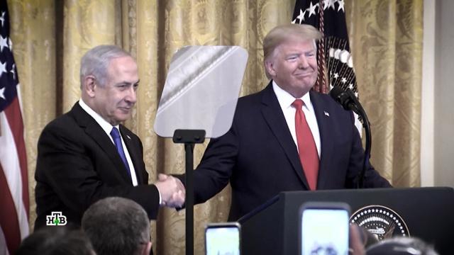 «Сделка века»: естьли уТрампа шансы на Нобелевскую премию мира.Израиль, Нобелевская премия, Палестина, Трамп Дональд, войны и вооруженные конфликты, территориальные споры.НТВ.Ru: новости, видео, программы телеканала НТВ