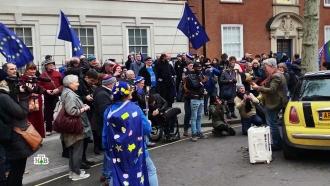 «Дурацкое положение»: Великобритания после Brexit оказалась втисках уСША иКитая