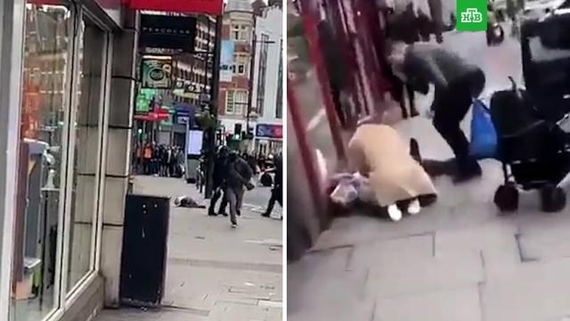 Теракт вЛондоне: есть раненые.Лондон, смерть, стрельба, терроризм.НТВ.Ru: новости, видео, программы телеканала НТВ