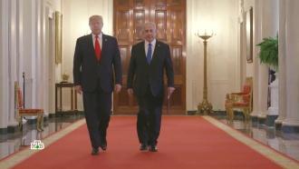 «Сделка века» Трампа помирила враждовавших лидеров Палестины иХАМАС