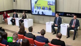 ВМоскве обсудили подготовку кпразднованию <nobr>75-летия</nobr> Победы