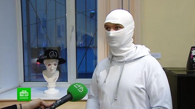 Питерский Бэнкси вышел из соцсетей, чтобы открыть свой первый вернисаж.Интернет, Санкт-Петербург, выставки и музеи, искусство, соцсети.НТВ.Ru: новости, видео, программы телеканала НТВ
