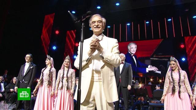 Полад Бюль-Бюль оглы отмечает 75-летие.артисты, юбилеи.НТВ.Ru: новости, видео, программы телеканала НТВ