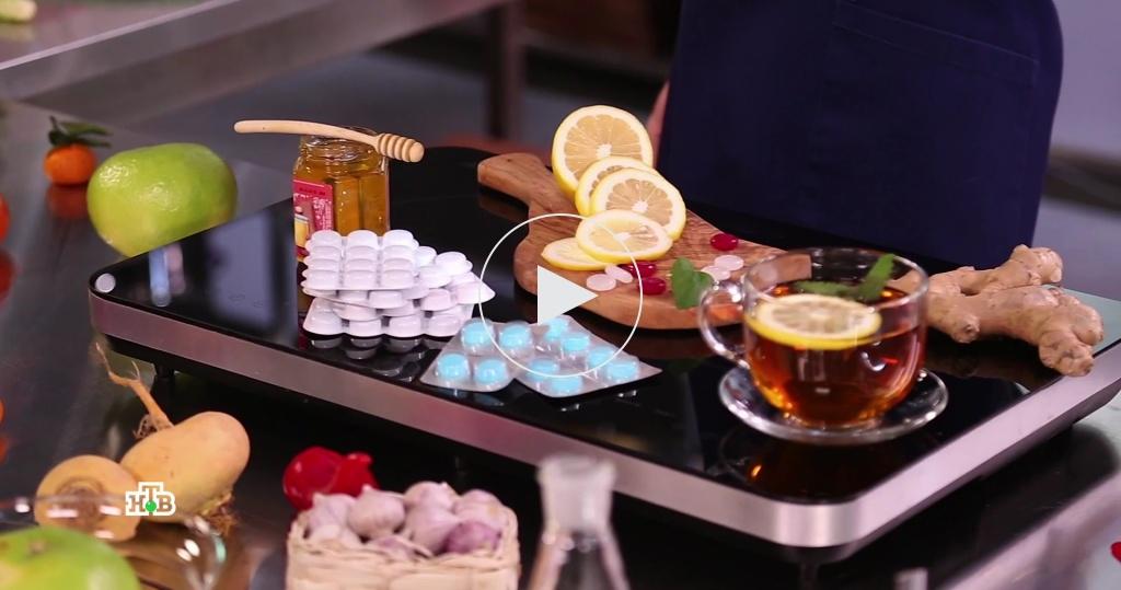 Леденцы, лимон имед— чем лечить больное горло?