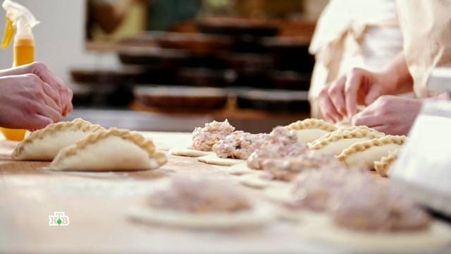 Что кладут в мясные пирожки из уличных палаток.еда, здоровье, продукты.НТВ.Ru: новости, видео, программы телеканала НТВ