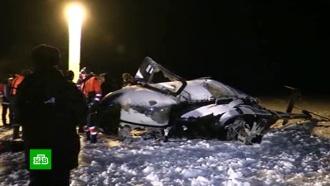 После крушения вертолета под Казанью возбудили уголовное дело