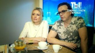 Роман Жуков натравил органы опеки на бывшую жену