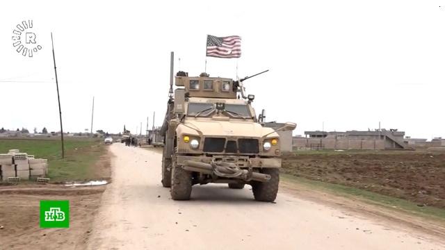 Военные США открыли огонь по гражданскому населению вСирии: погиб подросток.США, Сирия, армии мира, войны и вооруженные конфликты.НТВ.Ru: новости, видео, программы телеканала НТВ