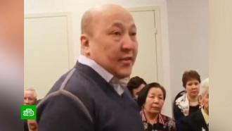 Суд рассматривает дело против главы общества казахской культуры