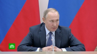 Путин распорядился начать подготовку кголосованию по изменениям вКонституцию