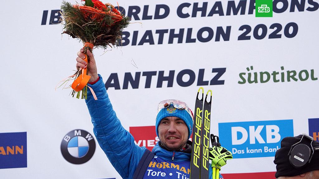 Норвежские биатлонисты не сумели достойно перенести поражение