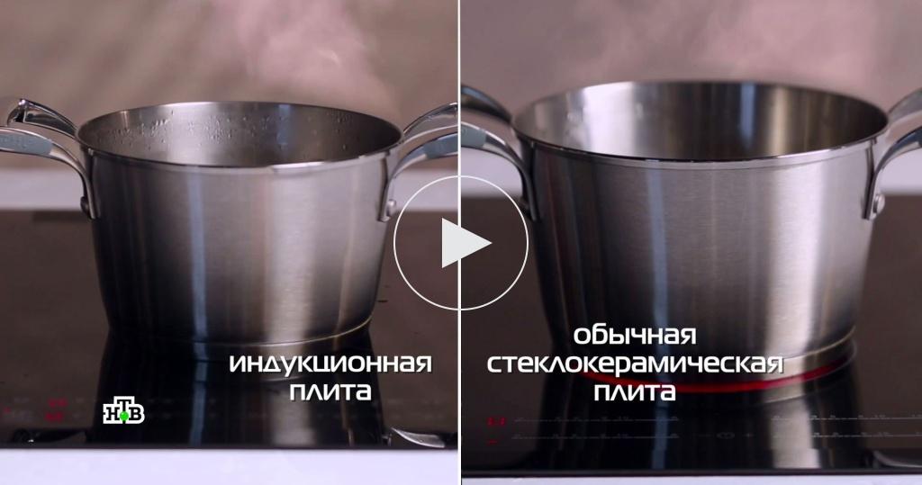 Индукционная или стеклокерамическая— какая плита безопаснее?