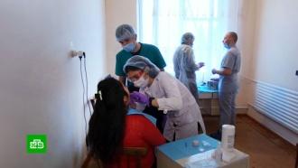 <nobr>Студент-стоматолог</nobr> бесплатно лечит зубы жителям Северной Осетии