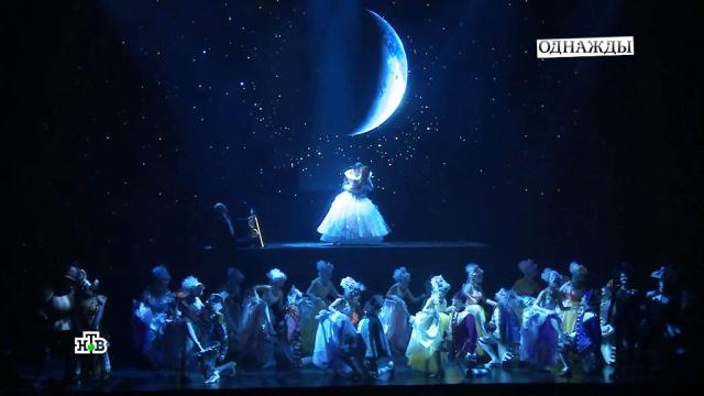 Опера «Золушка» стала главной российской премьерой зимы.Москва, премьера, театр.НТВ.Ru: новости, видео, программы телеканала НТВ