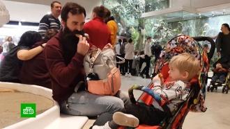 Папа может: вРоссии все больше отцов берут отпуск по уходу за ребенком