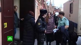 Петербургский суд постановил принудительно отправить «коронавирусную» беглянку обратно вбольницу