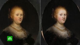 ВСША обнаружили подлинную картину Рембрандта.НТВ.Ru: новости, видео, программы телеканала НТВ
