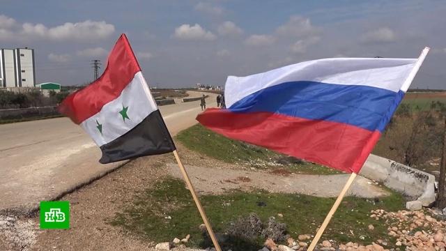 Всирийском Идлибе открыли новый гуманитарный коридор.Сирия.НТВ.Ru: новости, видео, программы телеканала НТВ