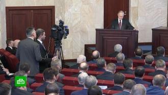 Путин поставил ФСБ новые задачи