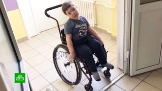 В СК проверяют, как оказывают помощь детям со спинальной мышечной атрофией.НТВ.Ru: новости, видео, программы телеканала НТВ