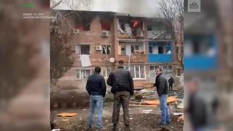 Двое погибли при взрыве газа в жилом доме в Азове