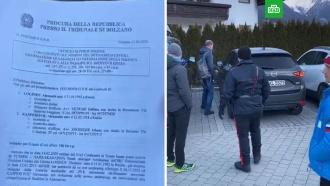 Глава СБР назвал причину обыска уроссийских биатлонистов