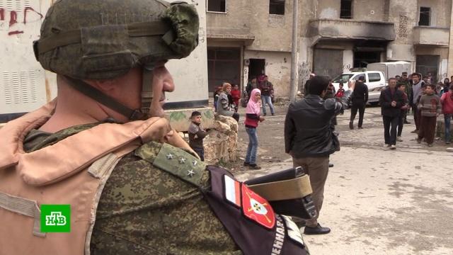Российские военные вСирии принимают поздравления с23Февраля.23 Февраля, Сирия, армия и флот РФ, торжества и праздники.НТВ.Ru: новости, видео, программы телеканала НТВ