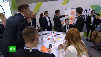 ВМоскве подвели промежуточные итоги конкурса «Лидеры России»