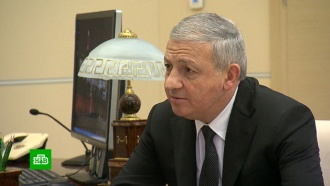 Глава Северной Осетии рассказал Путину оситуации со школами идетсадами вреспублике