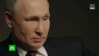 Путин отметил роль общества вделе Голунова