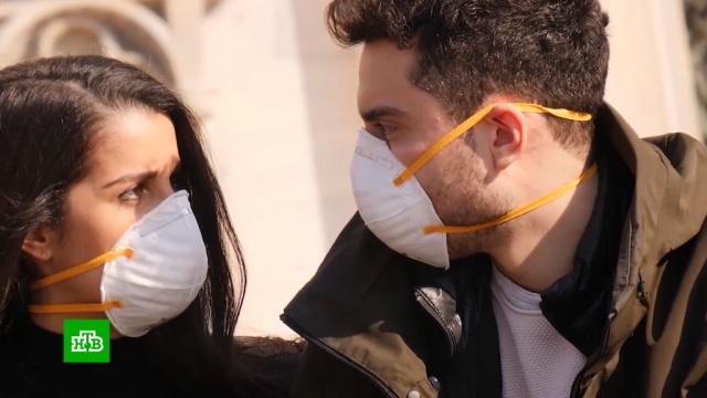 ВГреции выявили первый случай заражения коронавирусом.Алжир, Ближний Восток, Бразилия, Европа, Италия, болезни, эпидемия.НТВ.Ru: новости, видео, программы телеканала НТВ