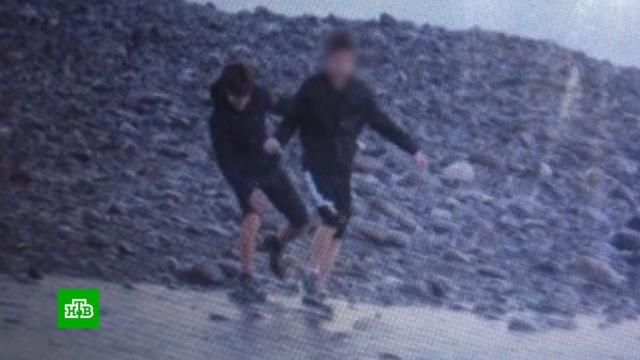 Спасатели расширили зону поисков унесенных в Чёрное море детей.Сочи, дети и подростки, море, поисковые операции.НТВ.Ru: новости, видео, программы телеканала НТВ