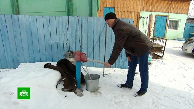 В Сибири люди получили квитанции на 500 тысяч рублей за воду из колонки.ЖКХ, Красноярский край.НТВ.Ru: новости, видео, программы телеканала НТВ